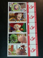 Duostamp Disney _, Toy Story MNH - Belgique