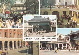 Postcard Covent Garden London My Ref  B23238 - London Suburbs