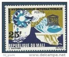 "Mali YT 107 "" Hydrologie "" 1967 Neuf** - Mali (1959-...)"