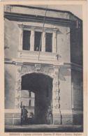1936 GARGNANO Ingresso Principale Caserma 5 Alpini Scritta Non Viaggiata - Storia Postale