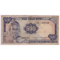 VIETNAM - PICK 23 X - 500 DONG - CONTREFACON - NON DATE (1966) - TRES BEAU - - Viêt-Nam