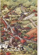 MAZAN  Ed Dalix  - Bassillac Pays De Bande Dessinée  Avion En Papier -  CPM  10,5x15  BE 1992  Neuve - Autres Illustrateurs