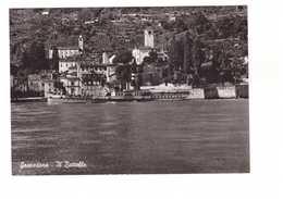 Italie Lombardie Gravedona Lago Di Como Il Battello Bateau Vapeur à Roue Steamer - Italia