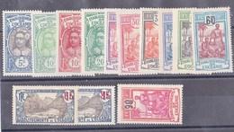 Océanie N° 47 à 60** Sans Le 55 - Oceania (1892-1958)