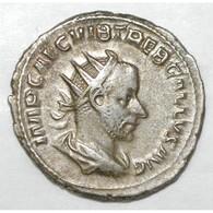 251 - 253 - TREBONIEN GALLE - ANTONINIEN - R/ VICTORIA AVGG - TTB - - 5. The Military Crisis (235 AD To 284 AD)