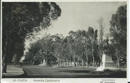 ARGENTINE - LA PLATA - Avenida Centenario - Argentine