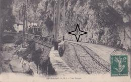 SAINT ANDRE De NICE. Les Gorges - (Tramway Vers Levens). - France