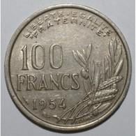 GADOURY 897 - 100 FRANCS 1954 B ROUEN TYPE COCHET - TTB A SUP - KM 919.2 - - France