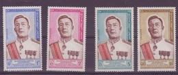 Laos N° 75 à 78** - Laos