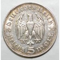 GERMANY - 5 REICHSMARK 1936 F - TRES TRES BEAU - - [ 4] 1933-1945 : Troisième Reich