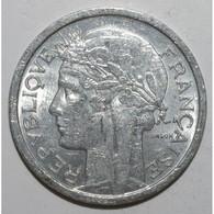 GADOURY 473b - 1 FRANC 1957 B TYPE MORLON ALU - TTB+ - KM 885a.2 - - France