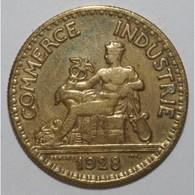 GADOURY 421 - 50 CENTIMES 1928 TYPE CHAMBRE DE COMMERCE - TB - KM 884 - - France