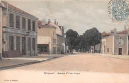 MIRECOURT Avenue Victor Hugo 28(scan Recto-verso) MA247 - Mirecourt