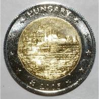 HONGRIE - 2 EURO PROTOTYPE 2005 - SUP/FDC - - EURO