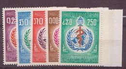 Laos N°171 à 173 + 174** - Laos