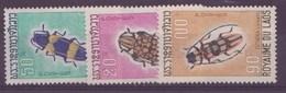 Laos N°182-183-184** - Laos