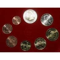 AUTRICHE - SERIE VRAC EURO 8 PIECES  ANNEES MELANGEES (3.88 Euros) - - Austria