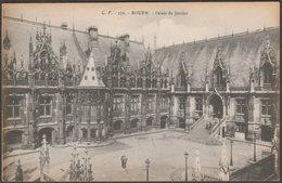 Palais De Justice, Rouen, C.1910 - Imprimeries Réunis De Nancy CPA - Rouen