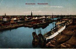 BREMERHAVEN   GESAMTANSICHT - Bremerhaven