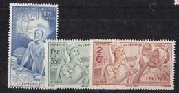 Inini N°1 à 3** PAR AVION - Inini (1932-1947)