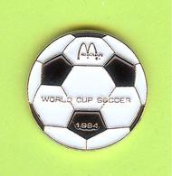 Pin's Mac Do McDonald's World Cup Coupe Du Monde Football Soccer 1994 - 6BB28 - McDonald's