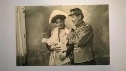 Lot De 4 Cartes Postales Anciennes  / Grande Guerre 1914-1918 - Guerre 1914-18
