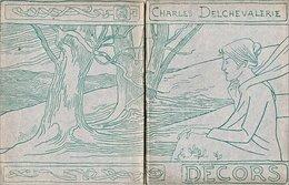 Avec Une Illustration Symboliste D'Auguste Donnay - Poetry