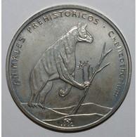 CUBA - KM 404 - 1 PESO 1993 - CHALICOTHERIUM - FLEUR DE COIN - - Cuba