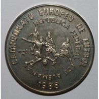 CUBA - KM 246 - 1 PESO 1988 - CHAMPIONNAT D'EUROPE DE FOOTBALL - FDC - Cuba
