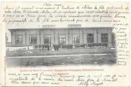 Héverlé NA11: Institut Du Sacré-Coeur Et De L'Immaculée Conception. La Buanderie 1903 - Leuven