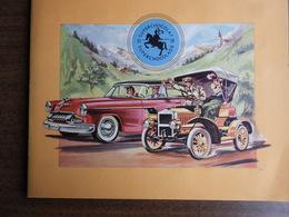 Album Jacques : Rétrospective De L'Automobile - Auto