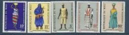 """Mali YT 158 à 162 """" Costumes """" 1971 Neuf** - Mali (1959-...)"""