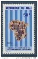 """Mali YT 163 """" Télécommunications """" 1971 Neuf** - Mali (1959-...)"""