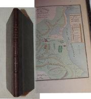 ATLAS POUR LE VOYAGE DU JEUNE ANACHARSIS EN GRECE 1861 34 PLANCHES - 1801-1900