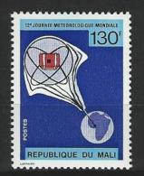 """Mali YT 176 """" Météorologie """" 1972 Neuf** - Mali (1959-...)"""