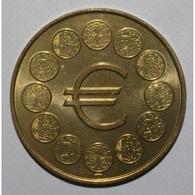 75 - PARIS - L'EURO - MDP - 2004 - - Monnaie De Paris