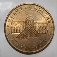 75 - PARIS - MUSÉE DU LOUVRE - MDP - 2003 - - Monnaie De Paris