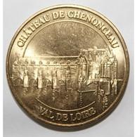 37 - CHENONCEAUX - CHATEAU - DIFF. BAS - MDP - 2004 - - Monnaie De Paris