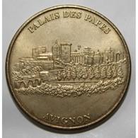 84 - AVIGNON - PALAIS DES PAPES - PONT BÉNÉZET - MDP - SANS DIFF - 2004 - - Monnaie De Paris
