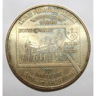 01 - BOURG EN BRESSE - 70 ANS DE L'AMICALE PHILATELIQUE BRESSANE - MDP - 2008 - - Monnaie De Paris