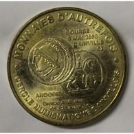 62 - DAINVILLE - MONNAIES D'AUTREFOIS - BRONZE ATREBATES - MDP - 2008 - - Monnaie De Paris