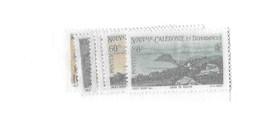 Nouvelles-Calédonie N°259 à264** - Nuevos