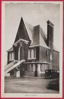CPA 56 Presqu'ile De Ruys Morbihan - St SAINT-GILDAS-de-RHUYS - Mairie Et Postes (bureau De Poste PTT) ° Laurent-Nel - Other Municipalities