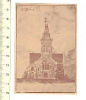 Kl 9689 - BENEDICTION DE L'EGLISE SAINT AME - LIEVIN 1935 - Religion & Esotérisme