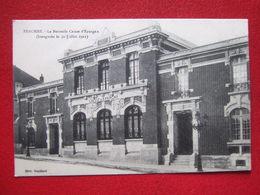 """80 - PERONNE - """" LA NOUVELLE CAISSE D' EPARGNE """" - ( INAUGUREE LE 30 JUILLET 1911 ) - - Peronne"""