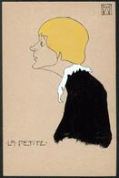 Ansichtskarte Künstler Sig. H.W. La Petite Ohne Ak-Einteilung - Illustrateurs & Photographes