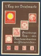 Tag Der Briefmarke - Timbres (représentations)