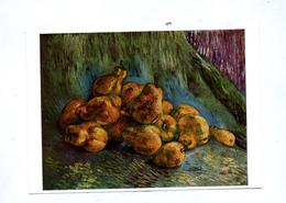 Carte Tableau Van Gogh Poires Cachet Saint Louis Sur Nouveaute Pissarro - Peintures & Tableaux