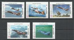 IRAN YVERT  2640/44   MNH  ** - Irán