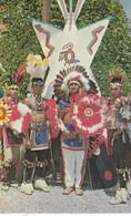 Cherokee Indians , North Carolina , 50-60s - Indiens De L'Amerique Du Nord